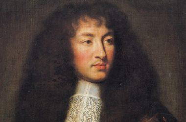 A higiene no reinado de Luís XIV em Versalhes