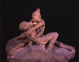 Eros e Psiquê no Museu do Louvre