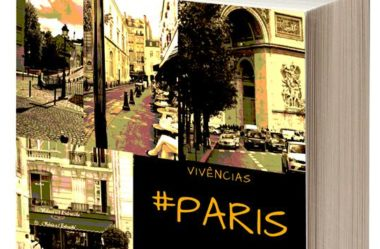 Ebook #Paris Vivências de Cynthia Camargo