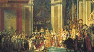 Coroação de Napoleão ou de Josefina ?