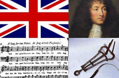 A fístula anal de Luís XIV e o hino da Inglaterra