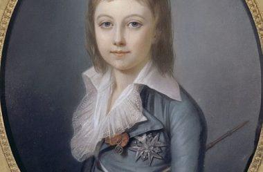 Mistério sobre o rei que nunca reinou Luís XVII