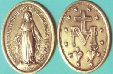 A história completa da Medalha Milagrosa de Paris