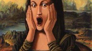O incrível roubo da Mona Lisa no Louvre