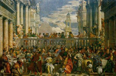 Segredos e histórias sobre As Bodas de Caná de Veronese
