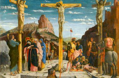 """Análise iconográfica de uma obra do Louvre """"La Crucifixion"""" de Mantegna"""