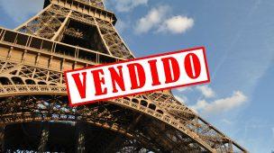 O homem que vendeu a Torre Eiffel