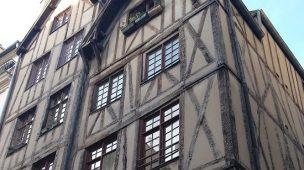 Fachadas de Paris do século XIV ao estilo Luís XVI - 1° Parte