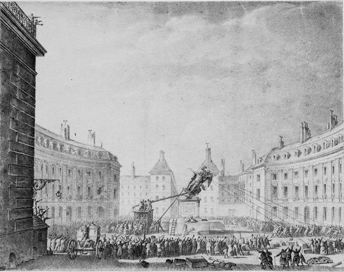 História da Place des Victoires a 3° Praça Real de Paris