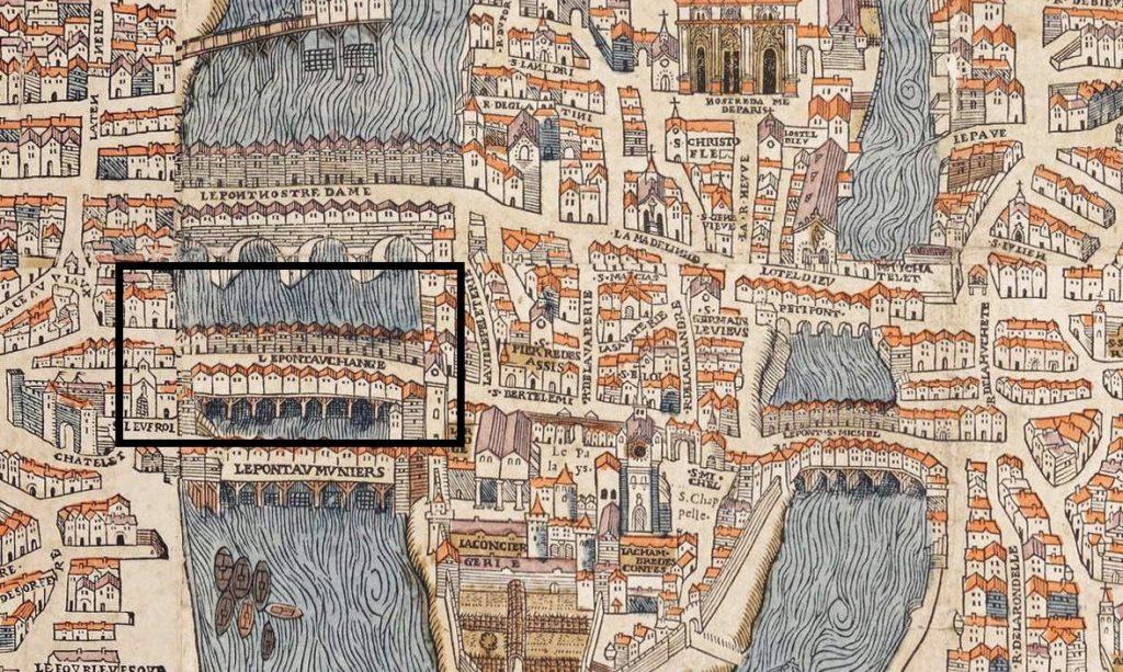 Origem e história da Ilha de la Cité